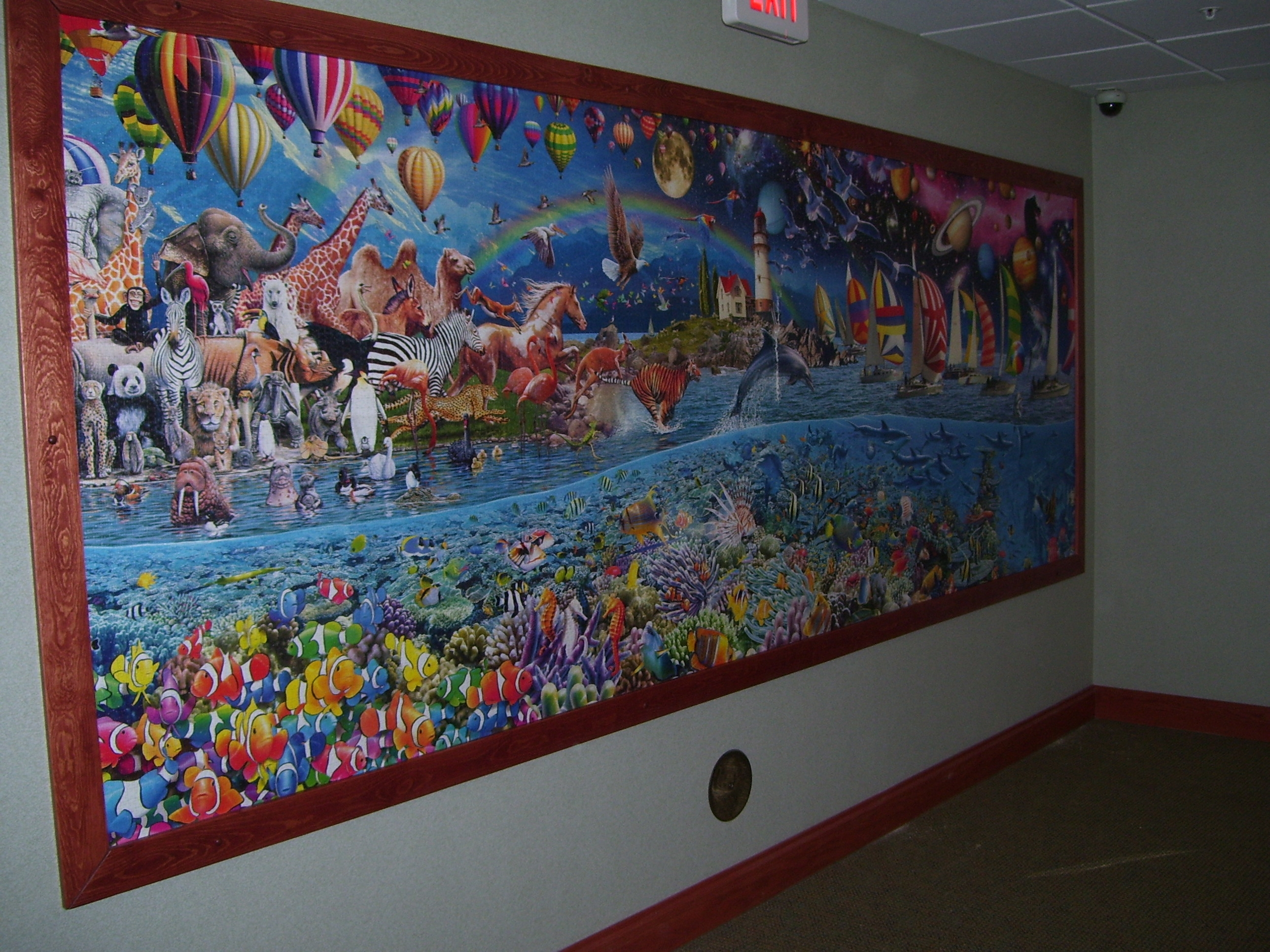 World S Largest Jigsaw Puzzle