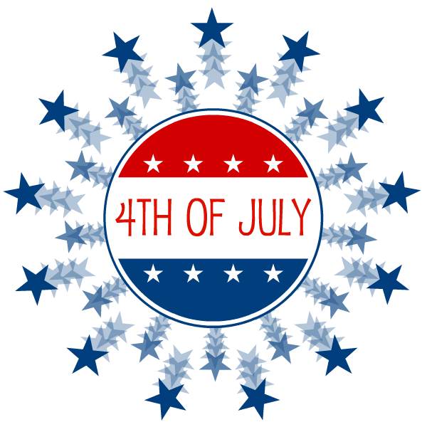 May The Fourth Be With You Clip Art: Plain City Will Feature A Fourth Of July Parade This Year