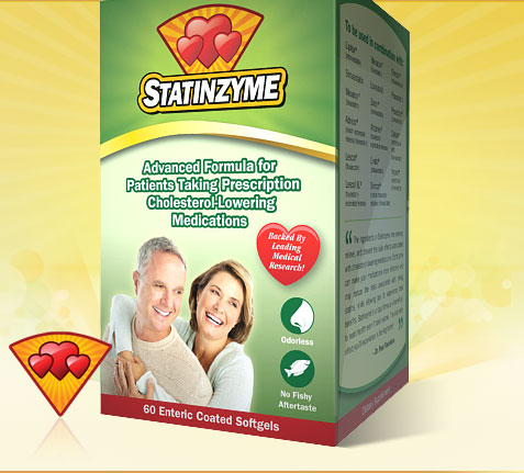 Statinzyme: To Combat the Nutrient Depletion Caused by