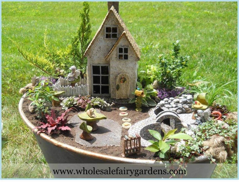 Learn How to Make a Fairy Garden and Stay for a Harvest Party on