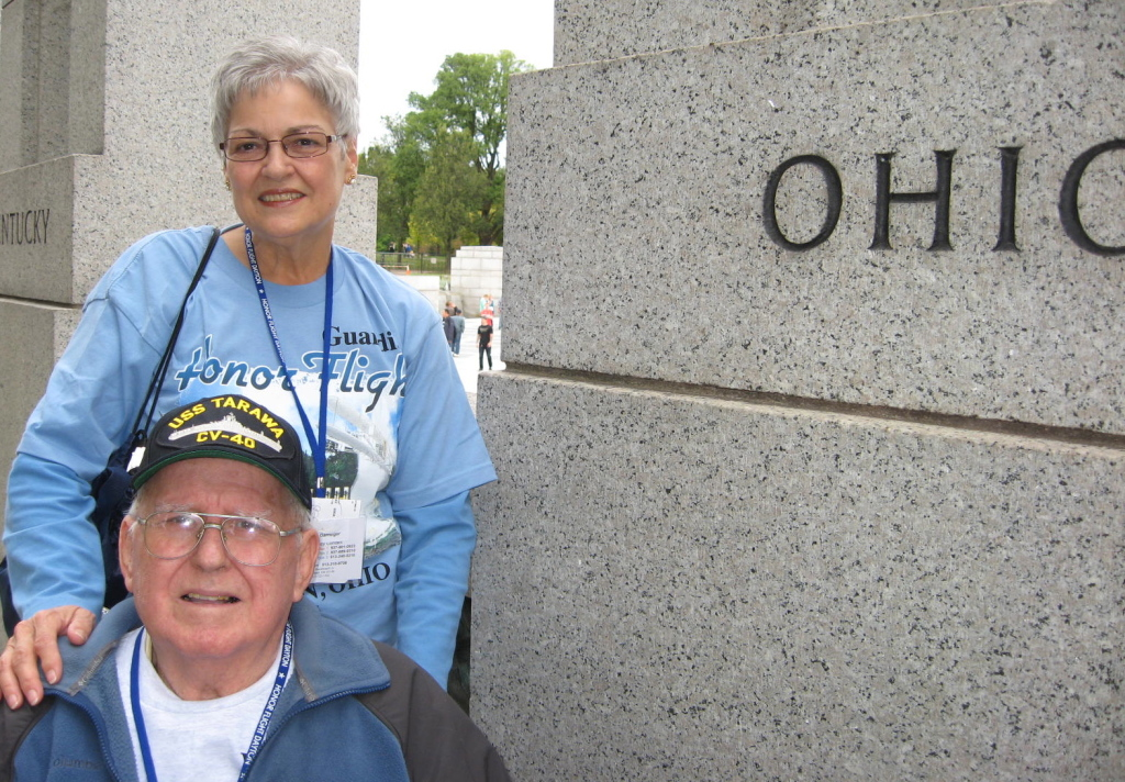 Uncle Emmit, Honor Flight