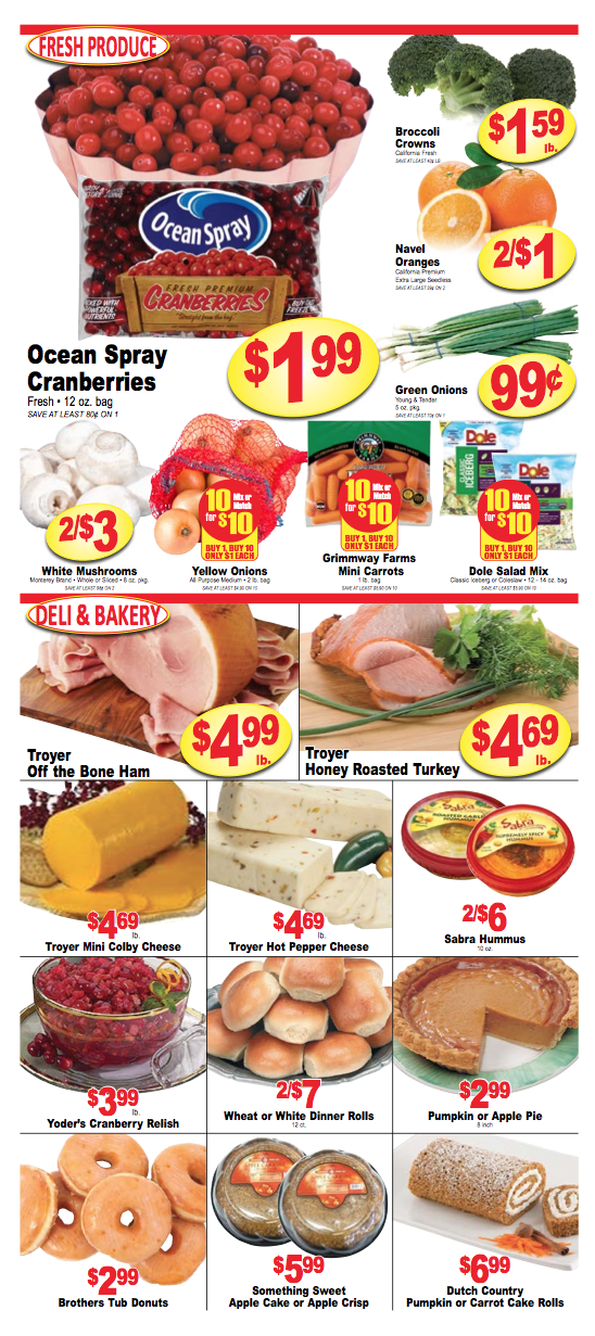 Lovejoy's Ad Nov. 17-23, page 4