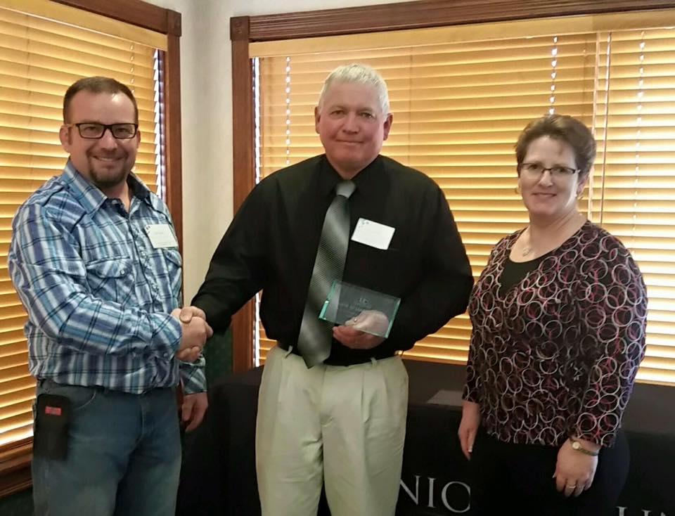 Union County Chamber Leadership Award