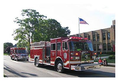 Blog 2 Fire Department