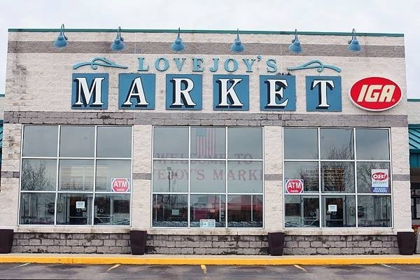 Lovejoys Market