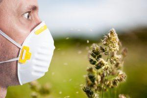 avoid pollen