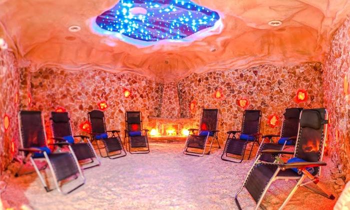 salt room fancy