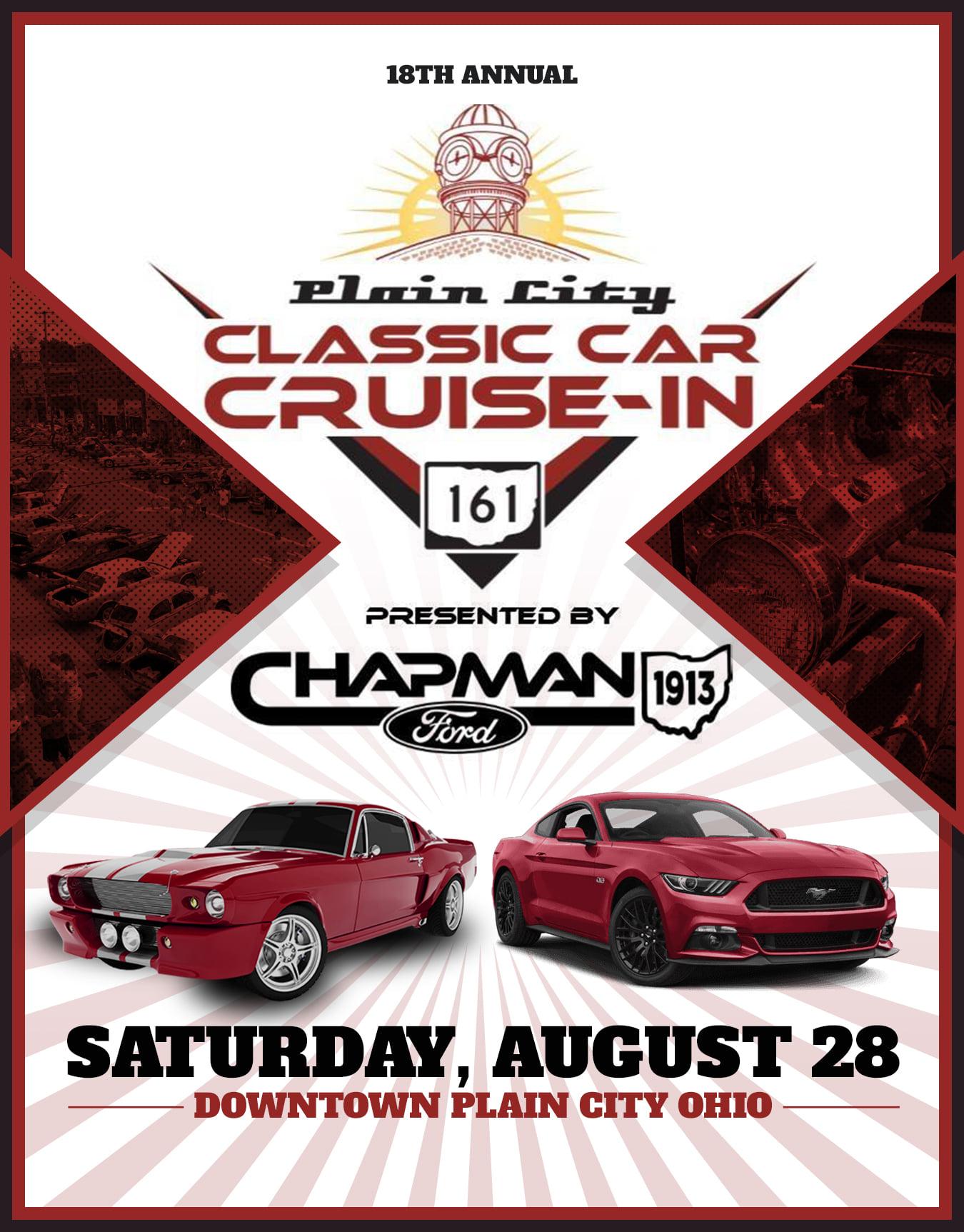 classic car drive in